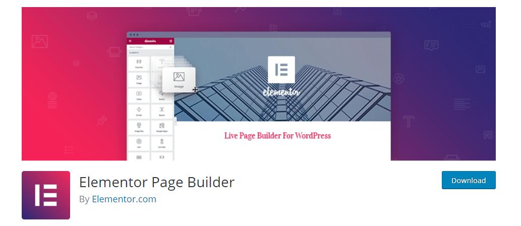 best wordpress plugins free elementor plugin