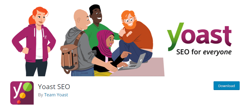 best wordpress plugins free yoastseo plugin
