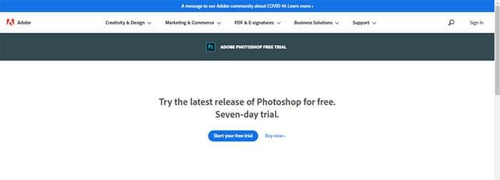 photoshop-website