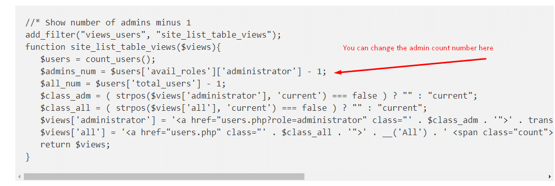 admin-count-code